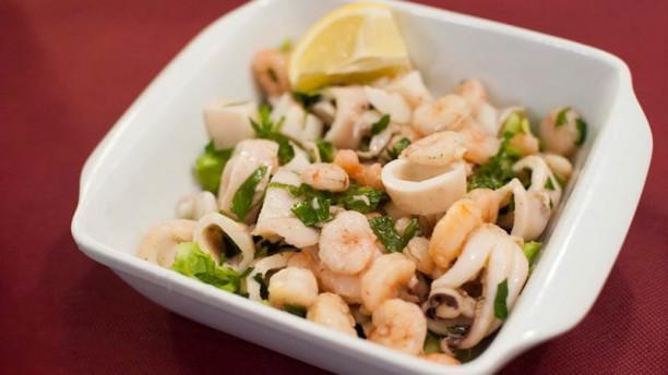 Taverna Greca Dioniso Suggerimento dello chef