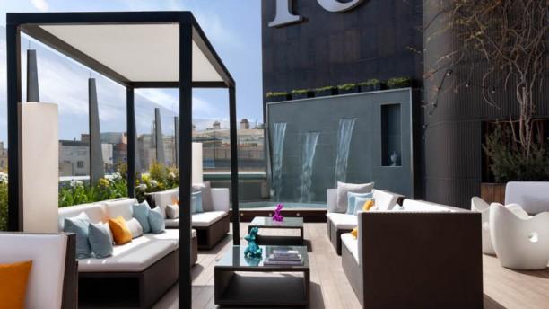 Restaurante Goja Rooftop Experience Hotel Renaissance