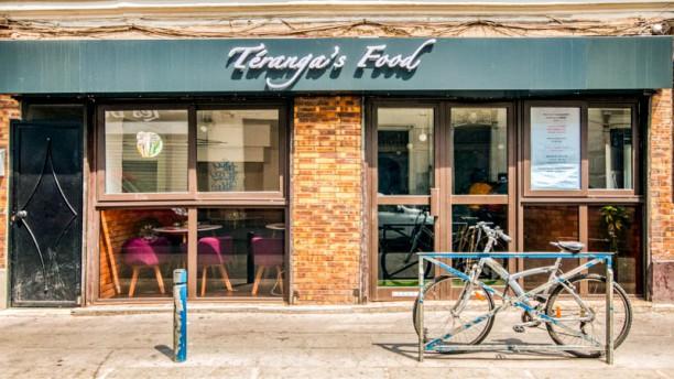 Teranga's Food Vue de l'intérieur
