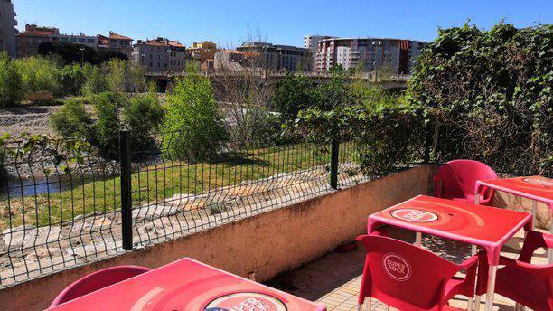 Casa Rosa e Virgilio terrasse