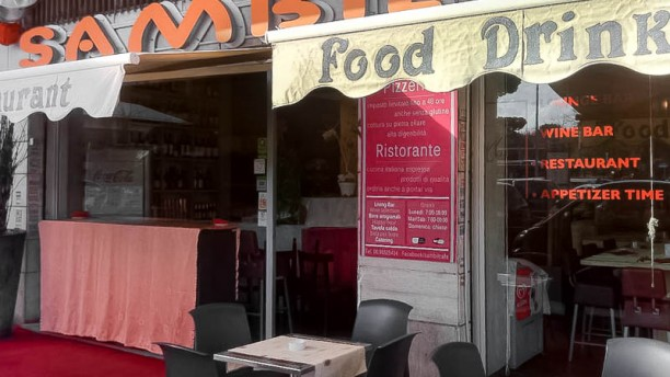 Sambil Cafe entrata