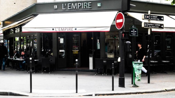 L'Empire Devanture
