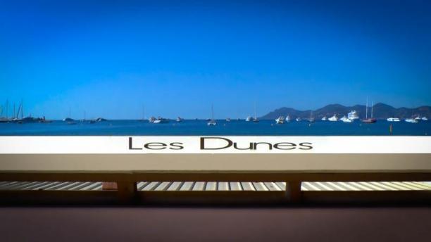 Plage les Dunes Vue exterieur