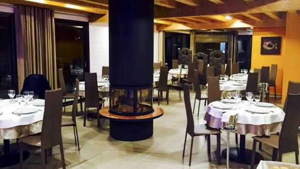 Le Millésime Salle du restaurant