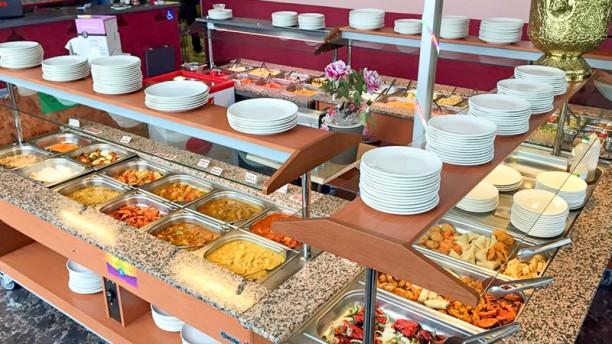 Le Maharaja buffet