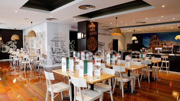 Restaurante la terraza de pizza emporio en madrid nuevos for Decoracion pizzeria
