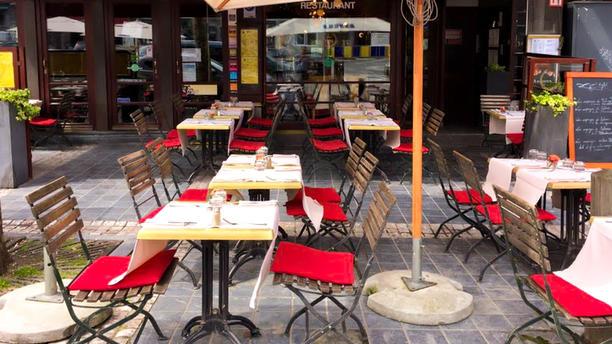 L'Esprit de Sel Brasserie Terrasse