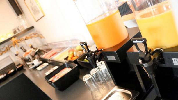 Hotel & Restaurant Les Jumeaux Ontbijt buffet