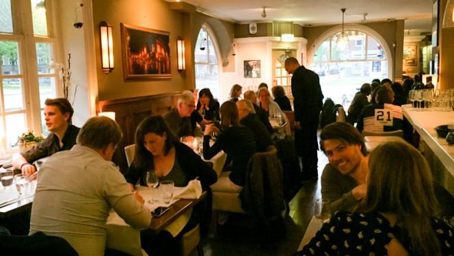 Restaurantzaal - l'Angolo Italiano, Amsterdam
