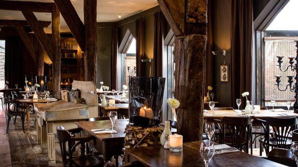 Humphrey's Amersfoort Het restaurant