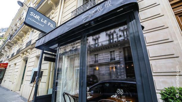 Sur le Fil Bienvenue au restaurant Sur le Fil, Paris 14ème Montparnasse