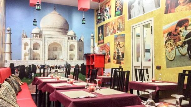 Taj Mahal Interno
