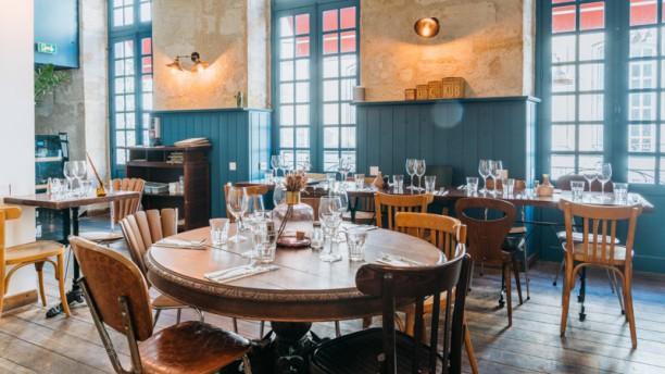 Le Troquet Salle du restaurant