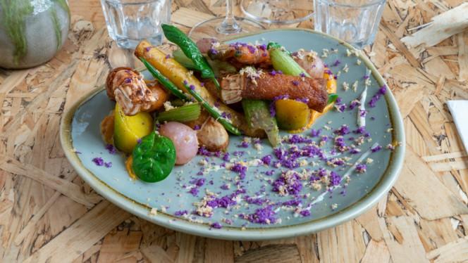 Suggestion de plat - Le Troquet, Bordeaux