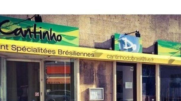 Cantinho Do Brasil Devanture