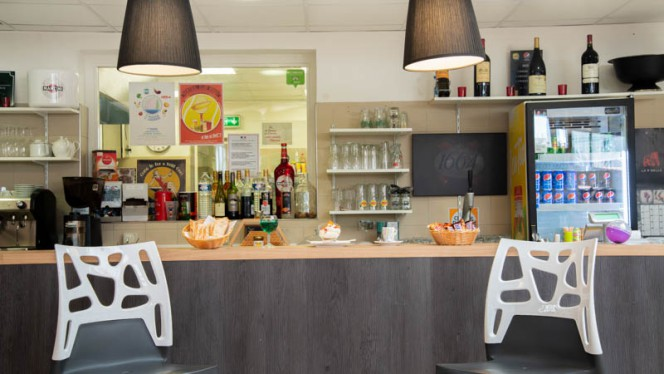 Le Central - Restaurant - Montreuil