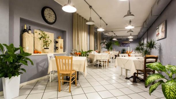 L'Officina Wine Bar Restaurant Vista sala