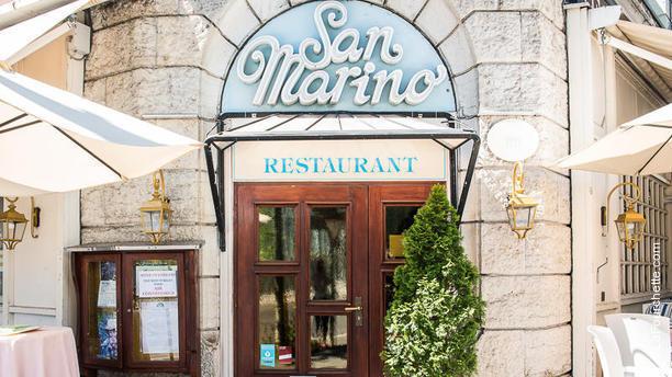 San Marino Façade