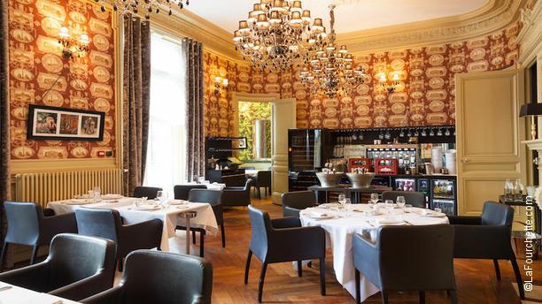 Restaurant Marquerite Lyon