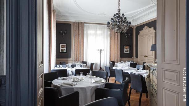 Restaurant Villa Lumiere Lyon