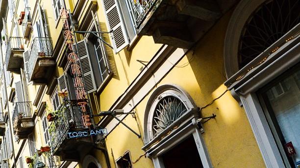 Ristorante Toscano La entrata