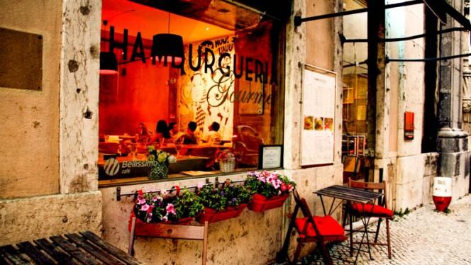 Esplanada - Café do Rio - Hamburgueria Gourmet, Lisboa