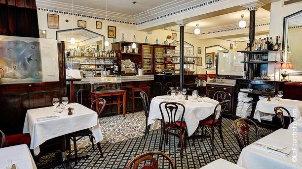 Royal Madeleine Restaurant Paris