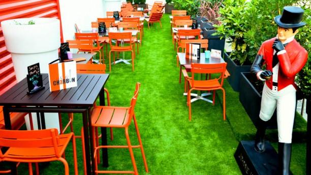 Café Charbon La nouvelle terrasse