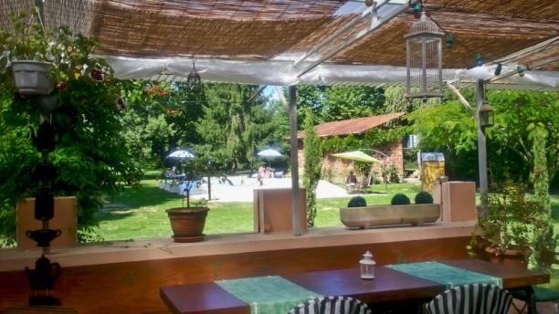 Hostellerie du Clos Pité Jardin
