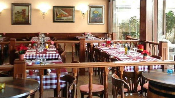 Sidral D Eva vista interior del restaurante