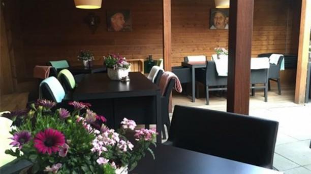 Wildschut eten & drinken Het restaurant