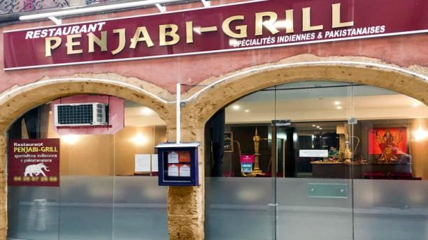 Penjabi Grill Extérieur de Restaurant