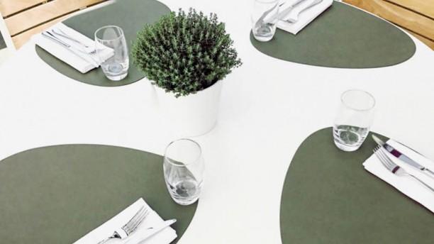 La Table du 5 Table en Terasse