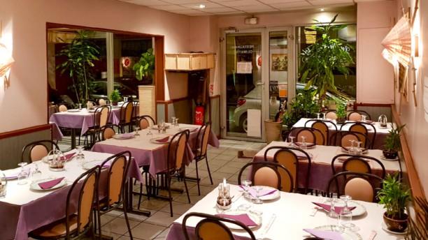 Restaurant Dau Salle du restaurant