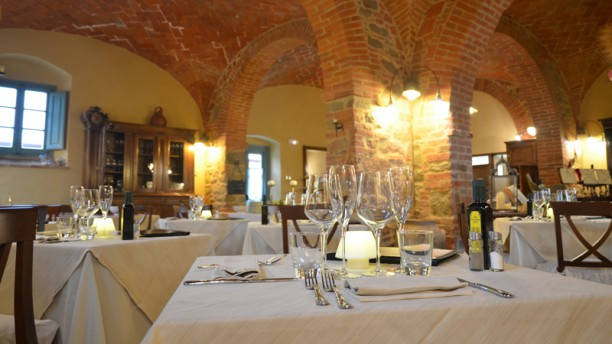 Cortona Resort - Le Terre dei Cavalieri Sala Ristorante