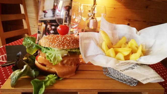 L'Etage - Restaurant - Briançon