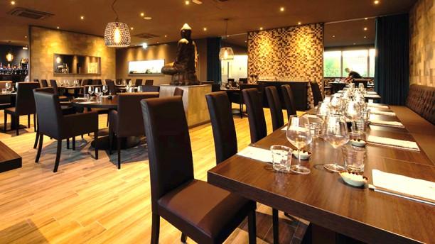 Shabu Fusion Restaurant Saronno Vista sala