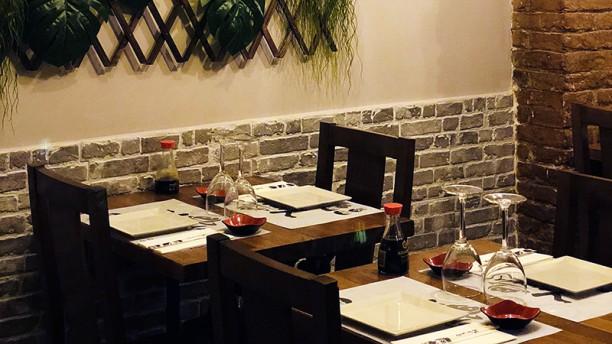 Yamada Sushi Vista sala