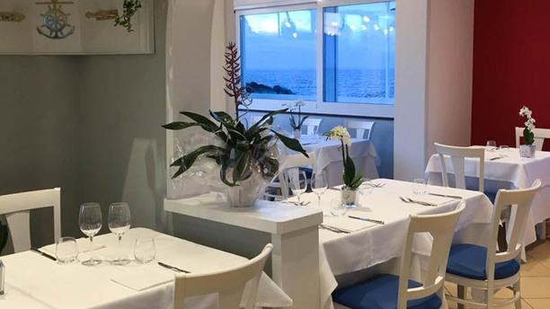 Taverna del Marinaio Vista sala