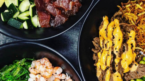 Zanga sushi e wok Suggerimento dello chef