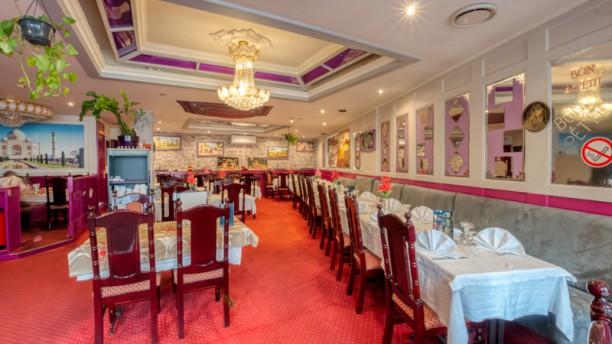 Gujrat Salle du restaurant