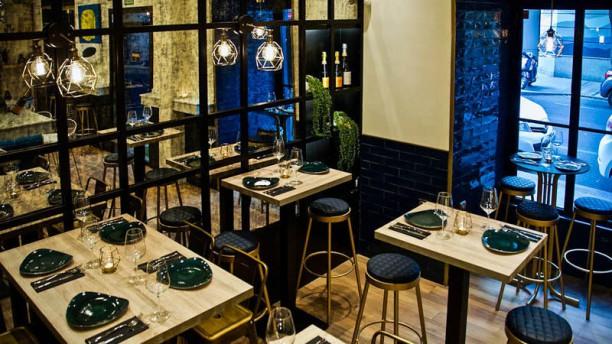 Casa Tua Gourmet Vista de la sala