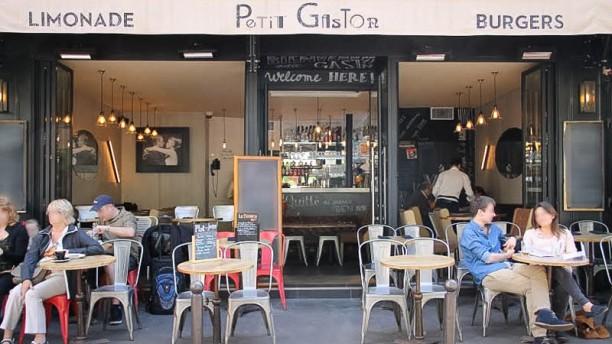 le Petit Gaston façade