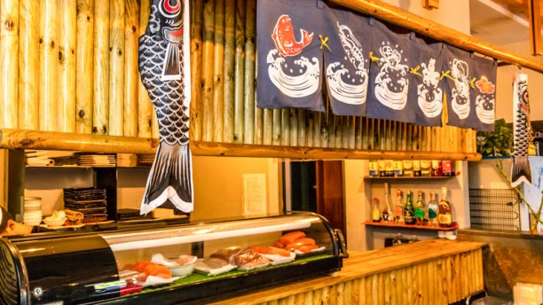 You You Sushi Vista sala