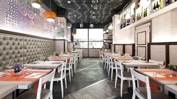 acquasalata Fish&Lounge sala