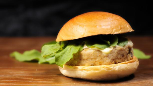 Burger Factory comida