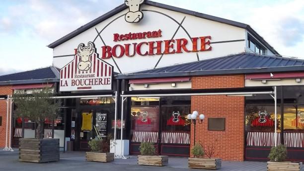 La Boucherie Bayeux Devanture