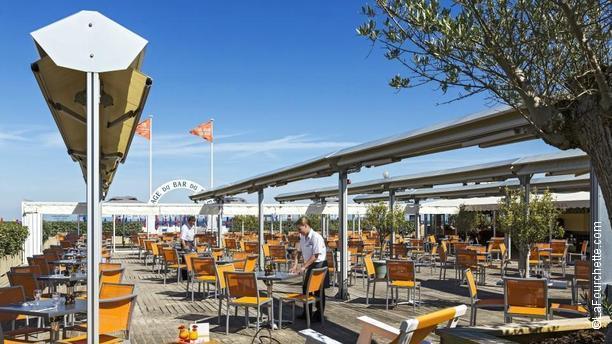 Bar du Soleil terrasse