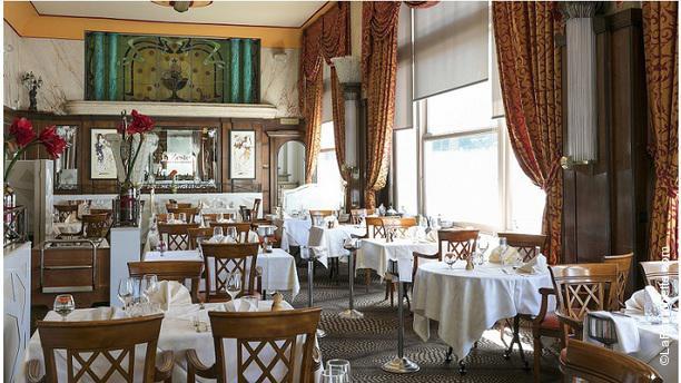Le Jardin des Jacobins Salle du restaurant