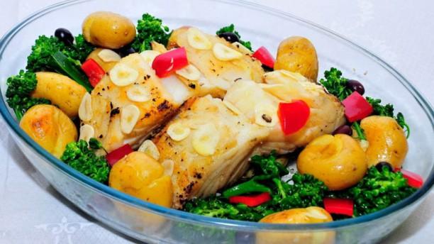 Bacalhau Do Guga Sugestão do chef